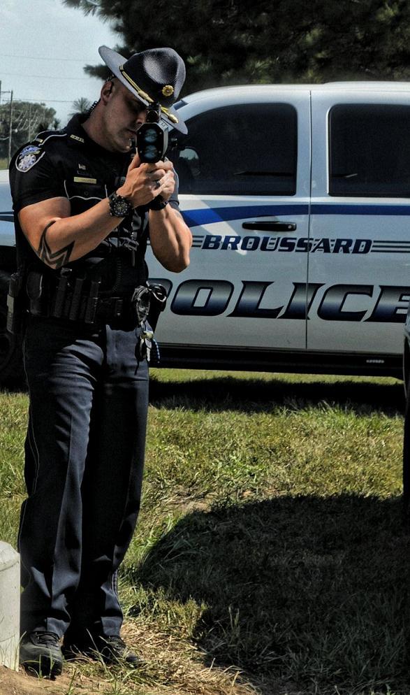 Assistant Chief C  Galvez – Broussard Police Department