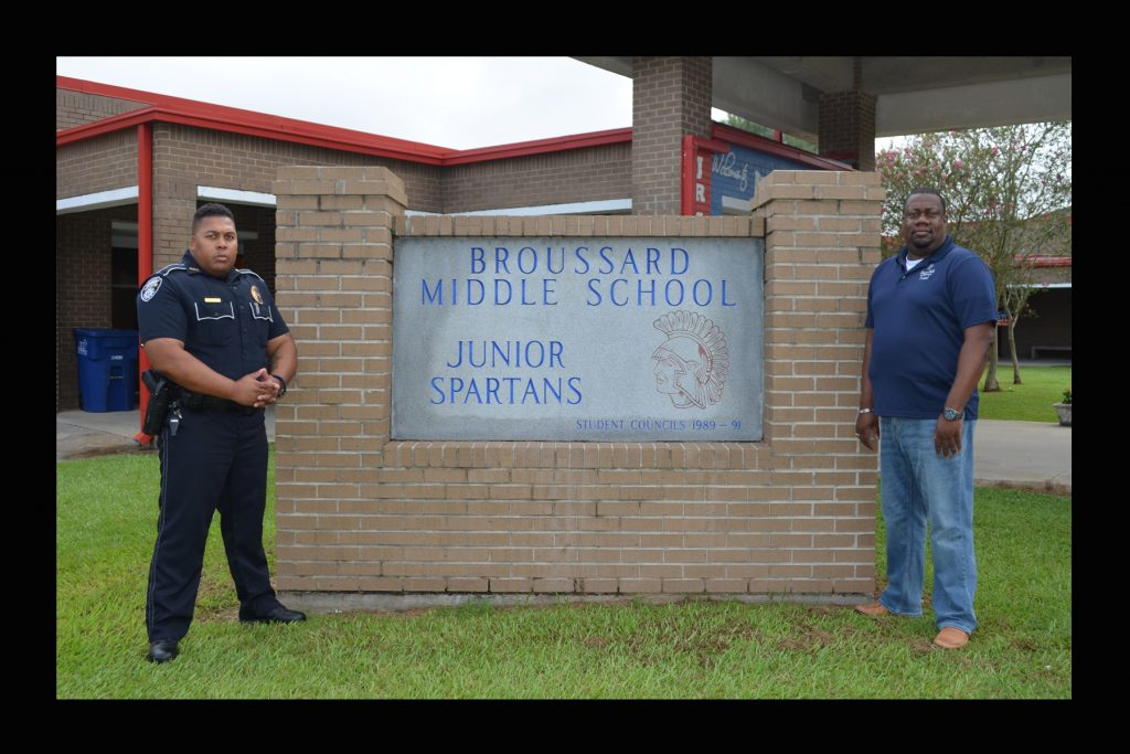 School Resource Officer – Broussard Police Department